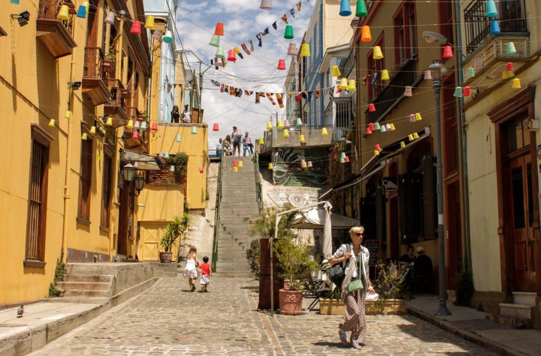 Valparaíso and Wines