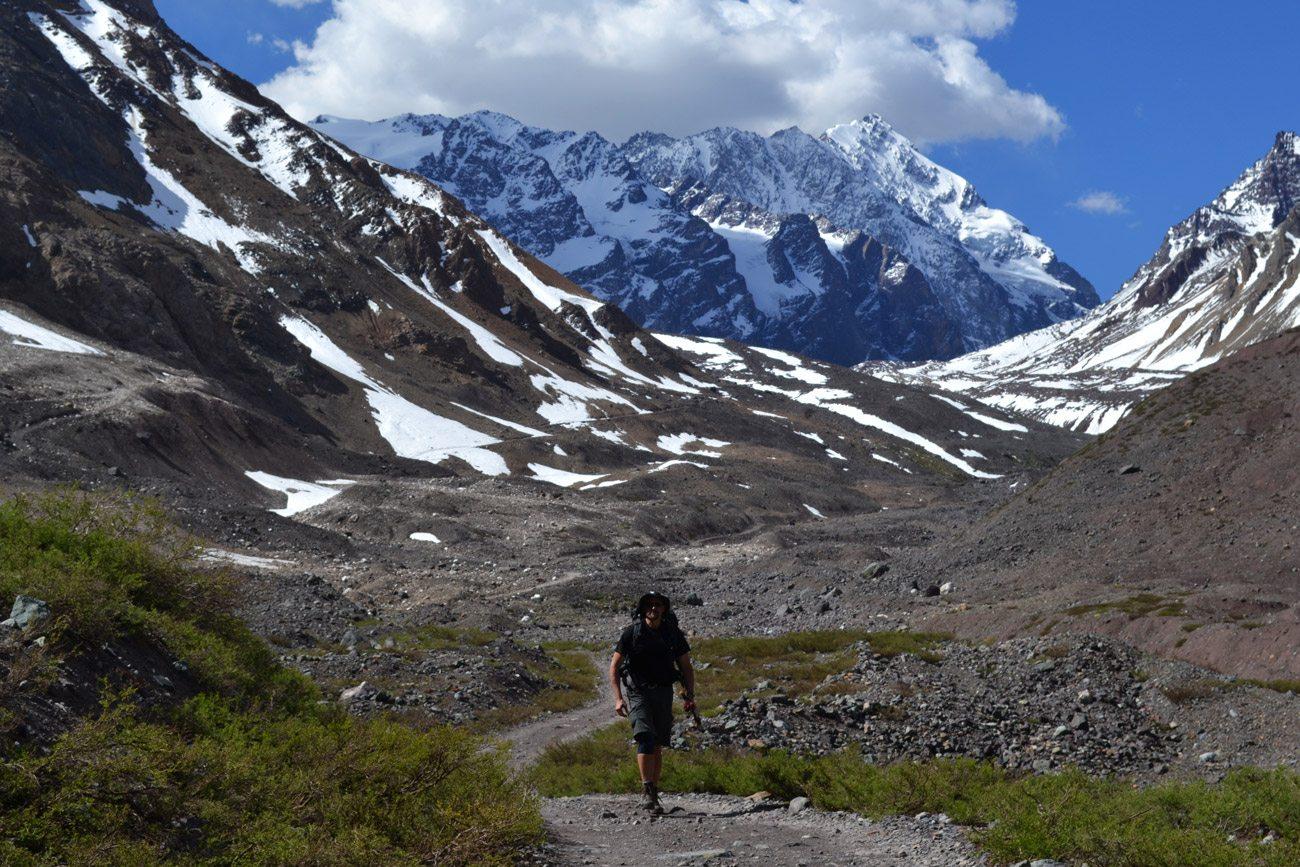 Road Trip Cajón del Maipo or Glaciers & Hot Springs