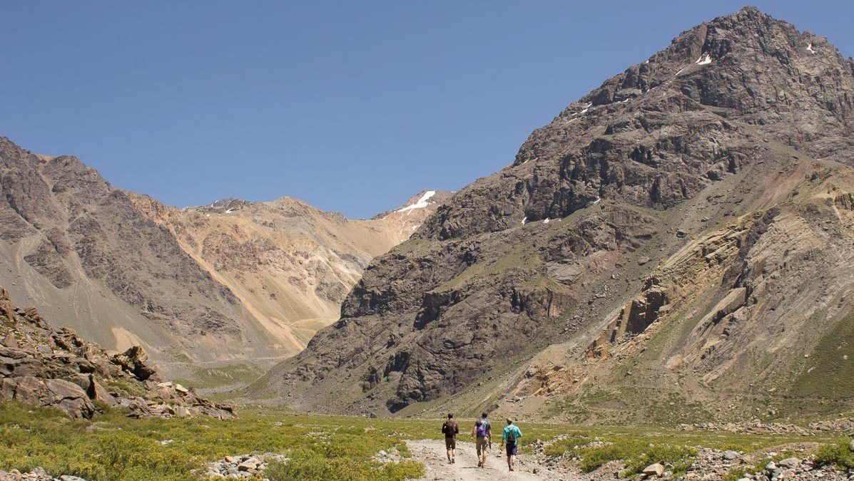 Cajón del Maipo Panoramico o Glaciares y Termas