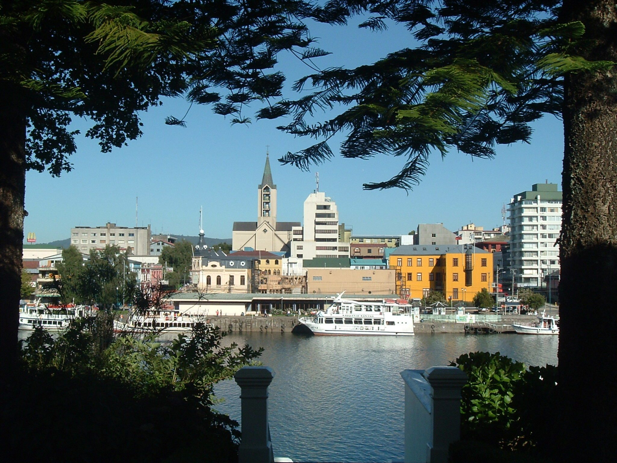 valdivia city