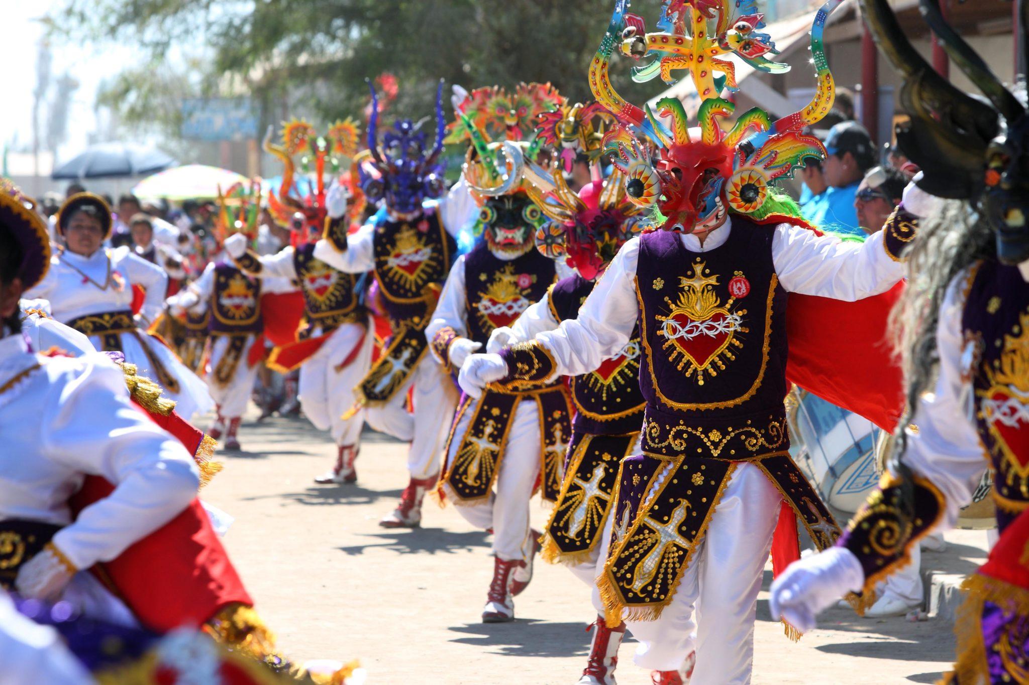 Fiesta La Tirana