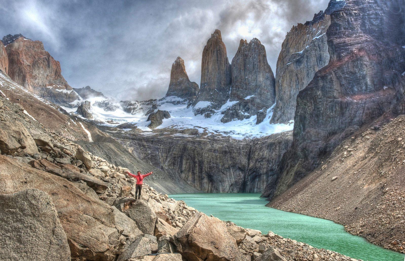 The big challenge: Torres del Paine