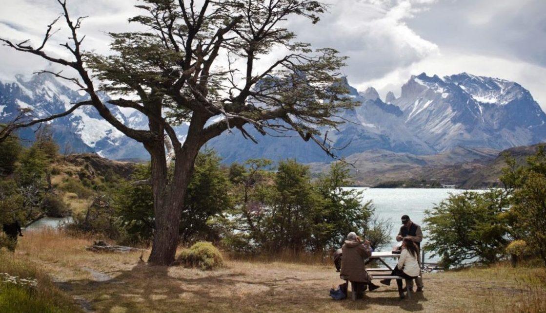 Punta Arenas y Santiago