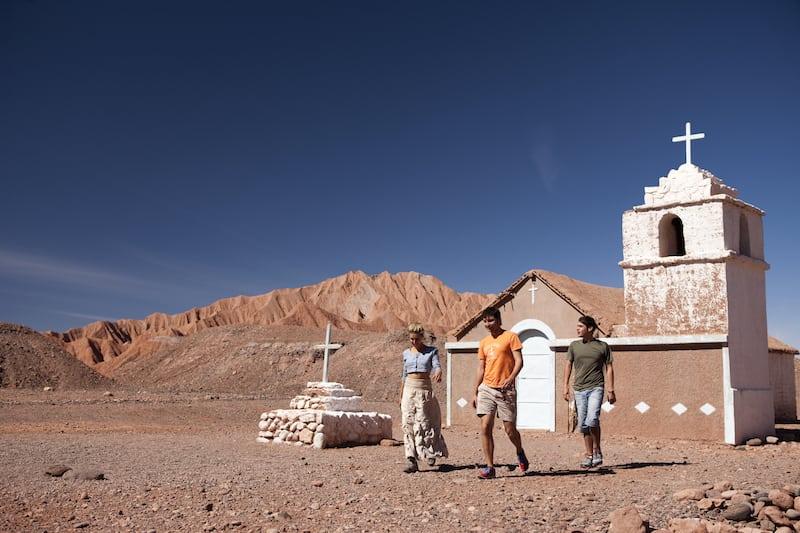 Las Day in Atacama