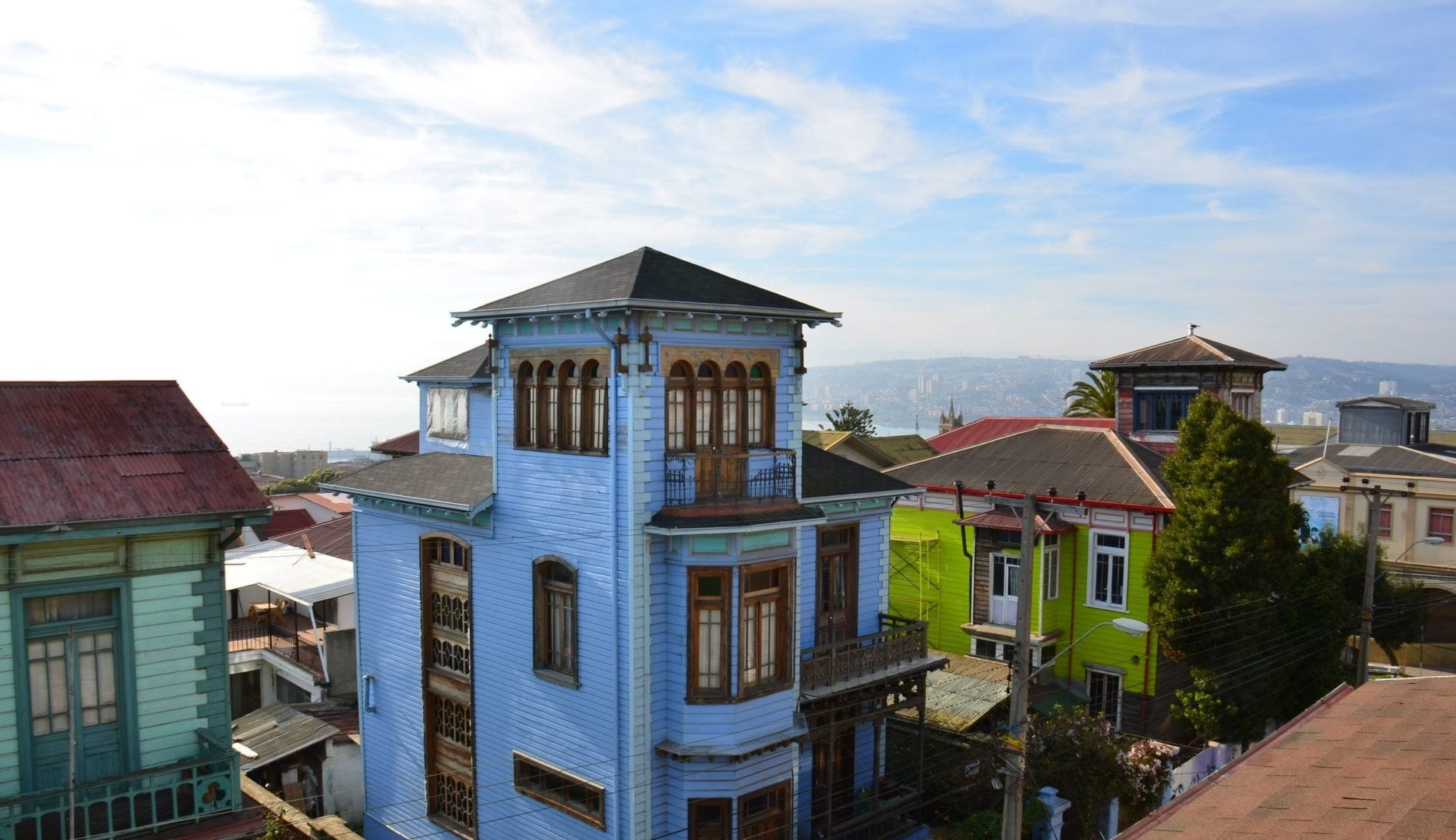 The top 6 things to do while spending a day in Valparaiso